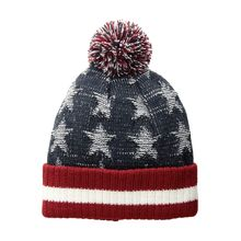 117e9884 San Diego Hat Company Kids American Flag Beanie (Little Kids/Big Kids)