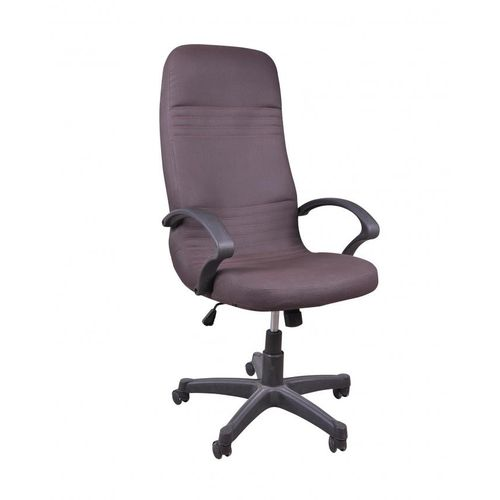 Nova Leather Office Chair - Brown