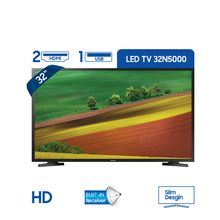 UA32N5000 - 32-inch HD TV With Built-In Receiver