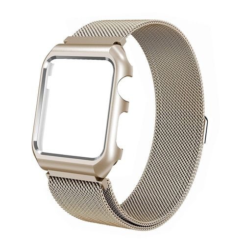 38mm 42mm Watch Band For Le Milanese Loop Stainless Steel Replacement Iwatch
