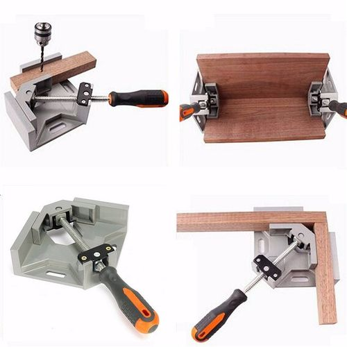 Sale On 90 Degree Corner Right Angle Carbide Vice Clamps Woodworking