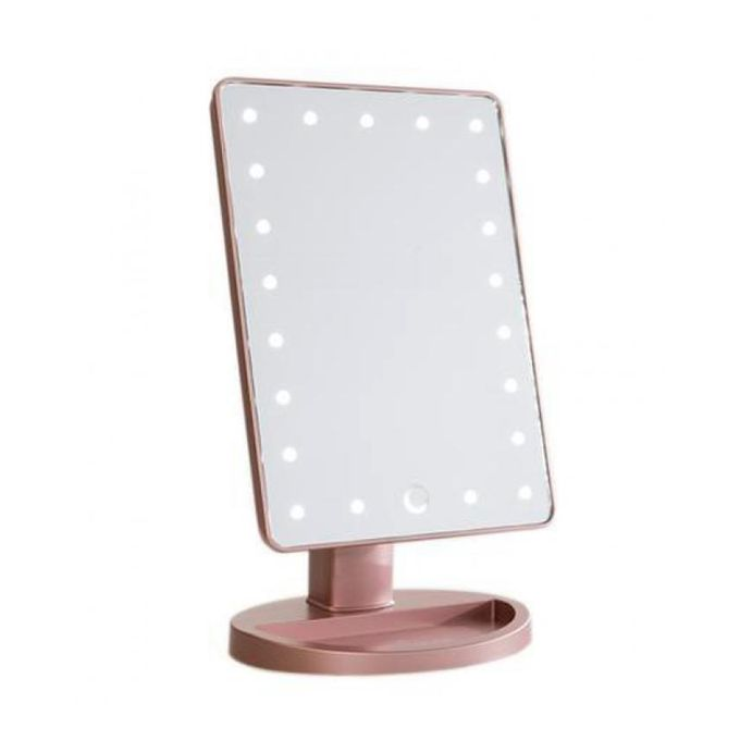 Bathroom Mirror Jumia generic large led makeup mirror | buy online | jumia egypt