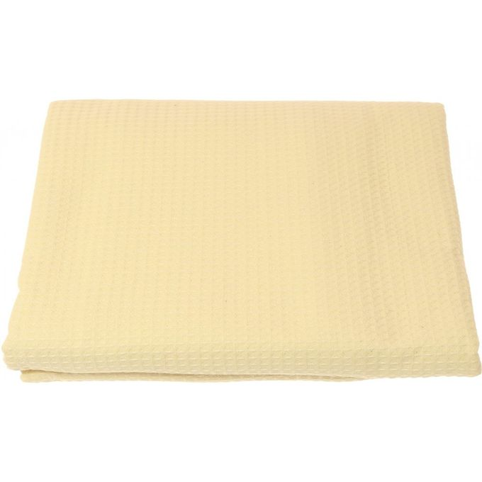 Double Bedspread – 260X240 – Yellow –  مصر