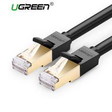 20m High Speed Cat 7 RJ45 Ethernet Lan Network Cable (Black) LBQ