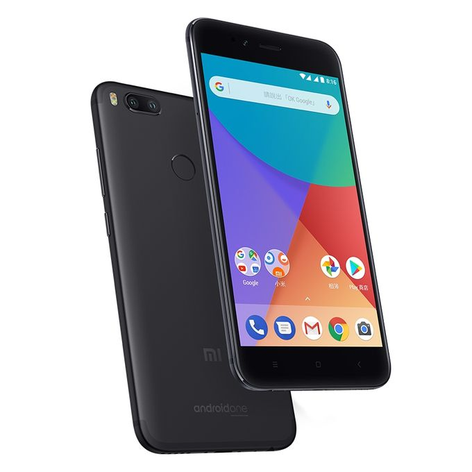 "Sale on Mi A1 - 5.5"" - 64GB - 4G Mobile Phone - Black  Jumia Egypt"