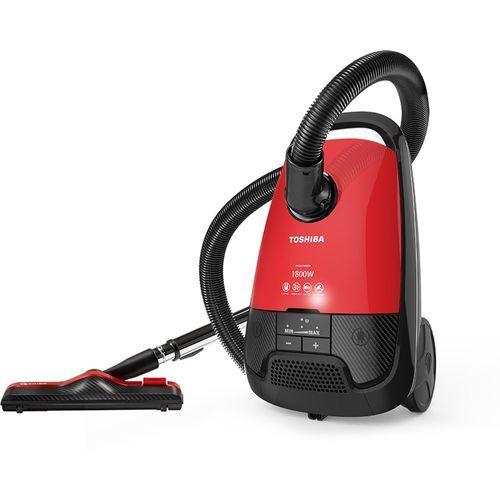 مكنسة - 1800 وات - أحمر × أسود VC-EA1800SE