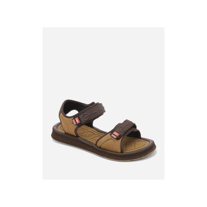 3acb9a63d Rubber Sandals - Brown - Jumia مصر