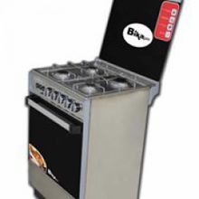 Gas Cooker - 4 Burners - 60 Cm