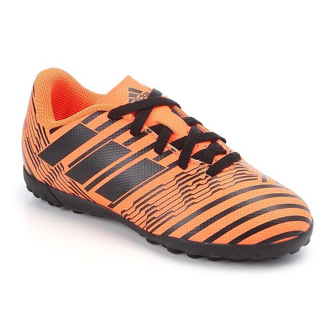 432e6ee6d1c Sale on Leather Lace Up Boys Shoes - Orange