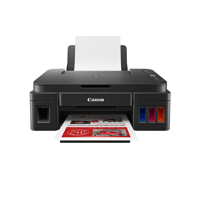 PIXMA G3410 - All In One Wireless Printer + Extra Black Ink Bottle
