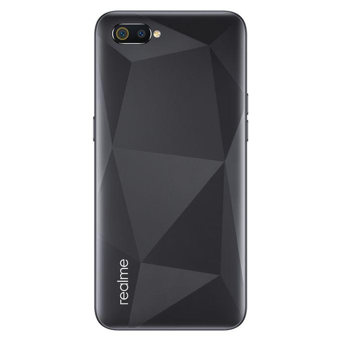 Realme C2 موبايل ثنائى الشريحة - 6.1 بوصة - 32 جيجا - 4G - أسود