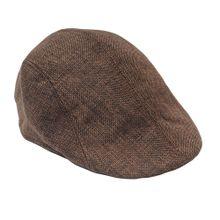 b6da611ecfb72 Tectores Men Women Solid Winter Cap Solid Ear Protector Beret Slouchy Hat