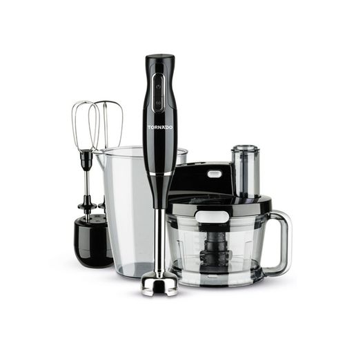 THB-1000MK Hand Blender with Stainless Steel Blade & Turbo Speed - 900 ml - 1000W